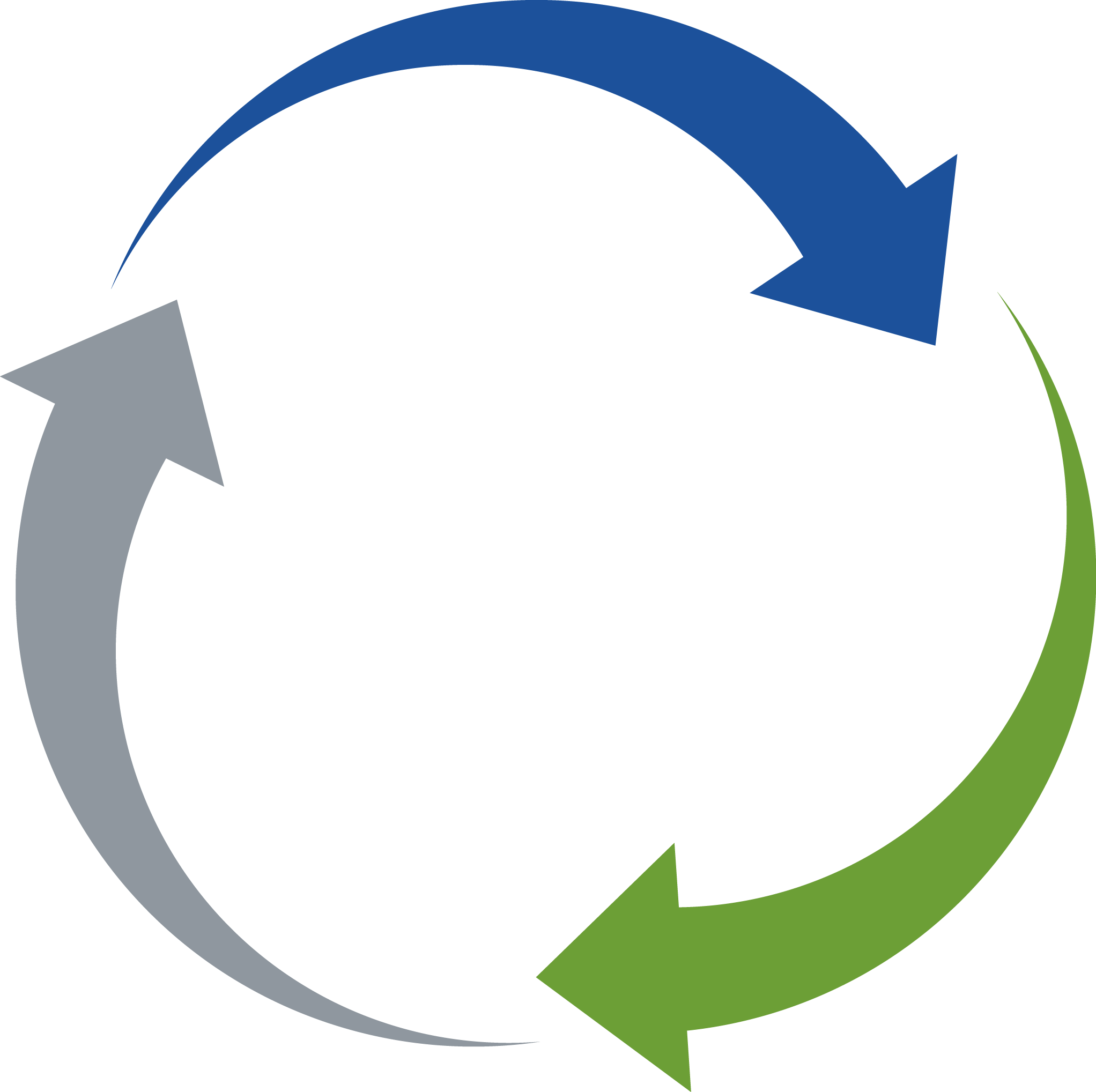 Financial Wellness Process Icon - BeManaged