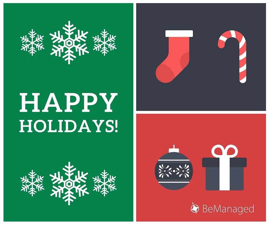 Happy Holidays 2015 - Facebook